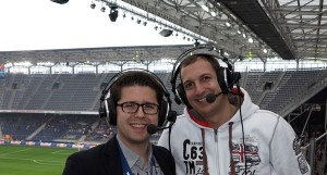 Johannes Karner und Sebastian Kaufmann