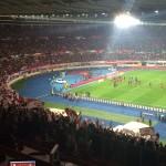 ÖFB-Team jubelt gegen Russland